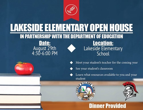 LES Open House